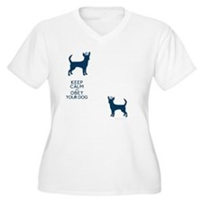 flipfloproyalblue T-Shirt