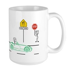 Speed Limit Pie Mug
