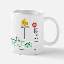 Speed Limit Pie Mug