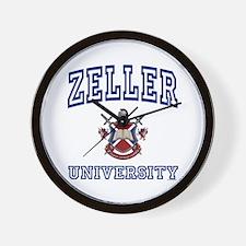 ZELLER University Wall Clock