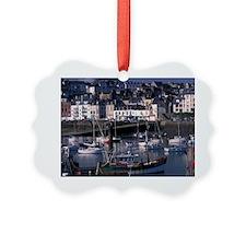 EU, France, Brittany, Finistere,  Ornament