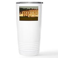 Chateau Laville and vineyards i Travel Mug