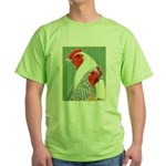 Fawn Gold DW OE Green T-Shirt