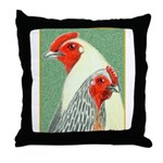 Fawn Gold DW OE Throw Pillow