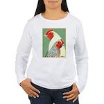Fawn Gold DW OE Women's Long Sleeve T-Shirt