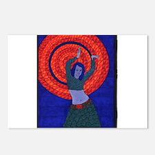 Sun Dancer Postcards (Package of 8)