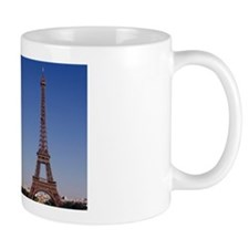 France, Paris, Tour Eiffel and Fontaine Mug