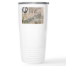Specimen 3326 Travel Mug