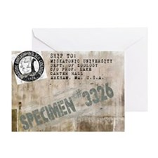 Specimen 3326 Greeting Card