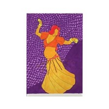 Mother Dance Rectangle Magnet