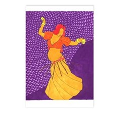 Mother Dance Postcards (Package of 8)