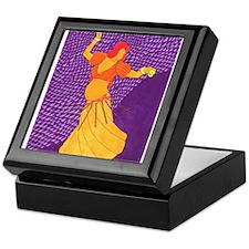 Mother Dance Keepsake Box