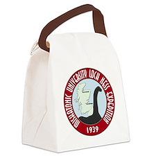 MU Loch Ness 1m Canvas Lunch Bag
