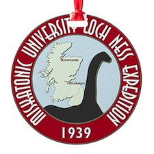 MU Loch Ness 1m Ornament