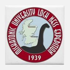 MU Loch Ness 1m Tile Coaster