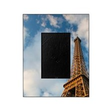 Eiffel Tower Area: Winter View of th Picture Frame