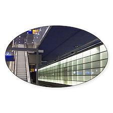 Postdamer Platz train and subway st Decal