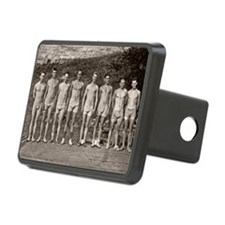 Yale Rowing Team Hitch Cover