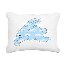 CloudBunny Rectangular Canvas Pillow