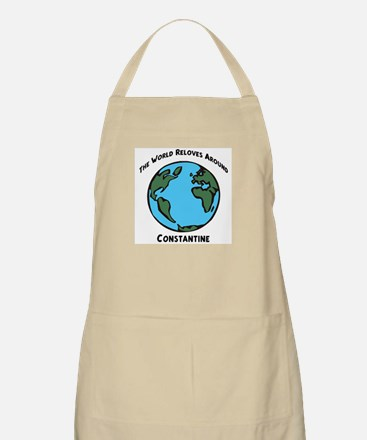 Revolves around Constantine BBQ Apron