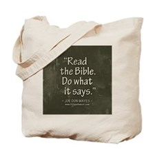 Jody quote-mousepad Tote Bag