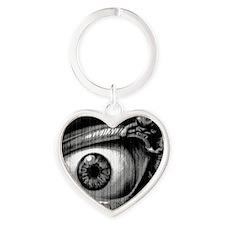 lil demon Heart Keychain