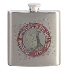 MU Loch Ness Field Label Color-m Flask