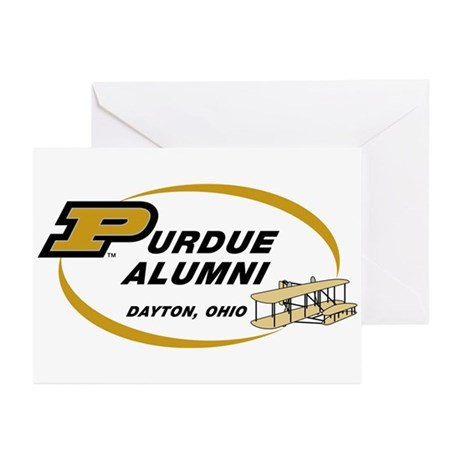 Purdue Alumni Greeting Cards (Pk of 10)