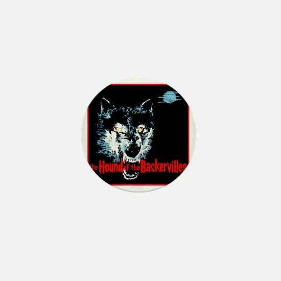 houndofbaskervilles_blank1500 Mini Button