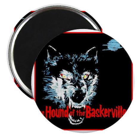 houndofbaskervilles_blank1500 Magnet