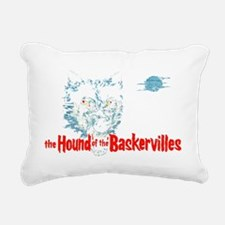houndofbaskervilles_rect Rectangular Canvas Pillow