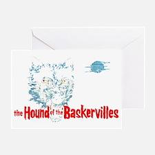 houndofbaskervilles_rect Greeting Card