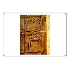Relief of Pharaoh Banner