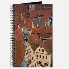 Rothenburg. View of Market Square (aka Mar Journal
