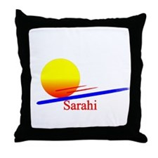 Sarahi Throw Pillow