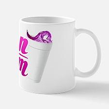 lean team with cup Mug