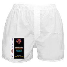SPIRIT WHISPER BLK.2 Boxer Shorts