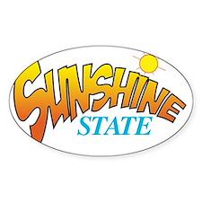 sunshine logo 3 Decal