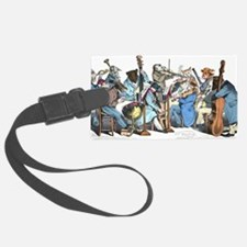 The Band Luggage Tag