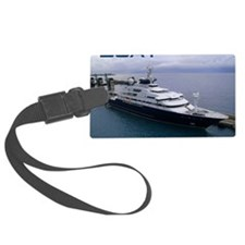 boat cover Luggage Tag