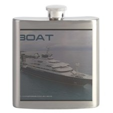 boat cover Flask