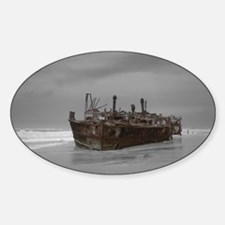 wreckage cover Decal