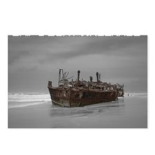 wreckage cover Postcards (Package of 8)
