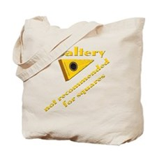 funny bowed psaltery and psalteries Tote Bag