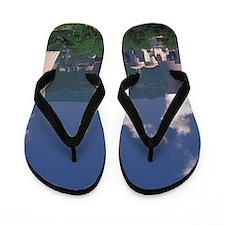 Pierrelatte. Nuclear reactor towers by  Flip Flops