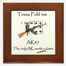 TFE AK47 3000 Framed Tile