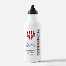 P. NOT ON MY WATCH F3  Water Bottle