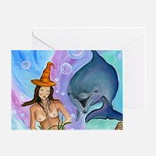 halloweenmer-1 Greeting Card