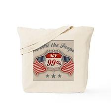 99-hwy-flag2-col-LG Tote Bag