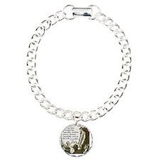 sherlockquote_truthsmall Charm Bracelet, One Charm